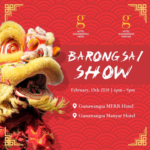Barongsay Show