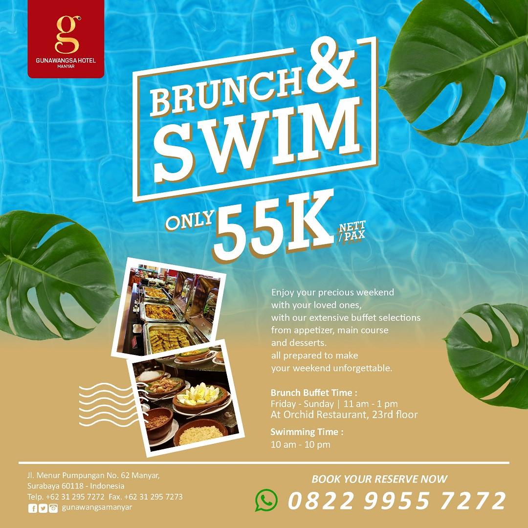 Brunch & Swim
