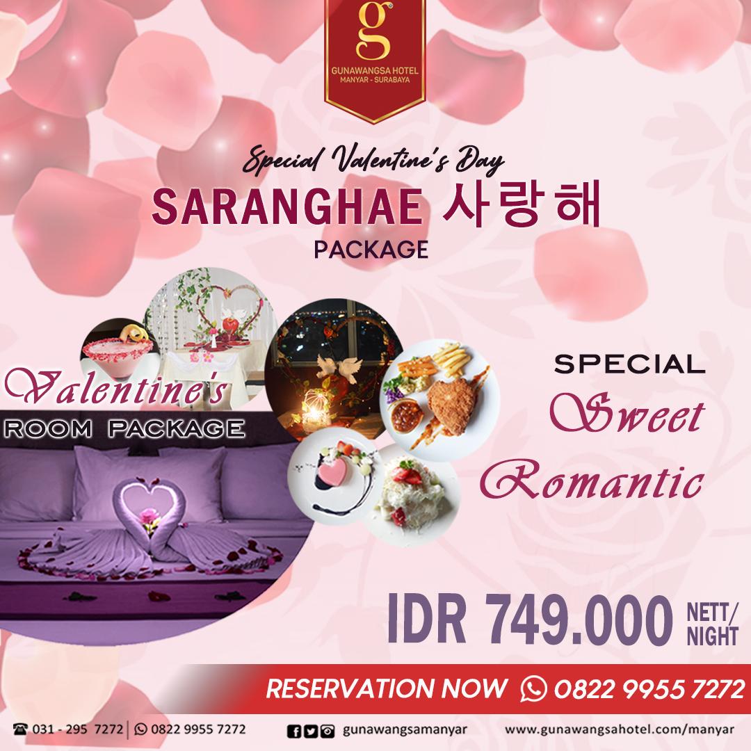 Saranghae Package