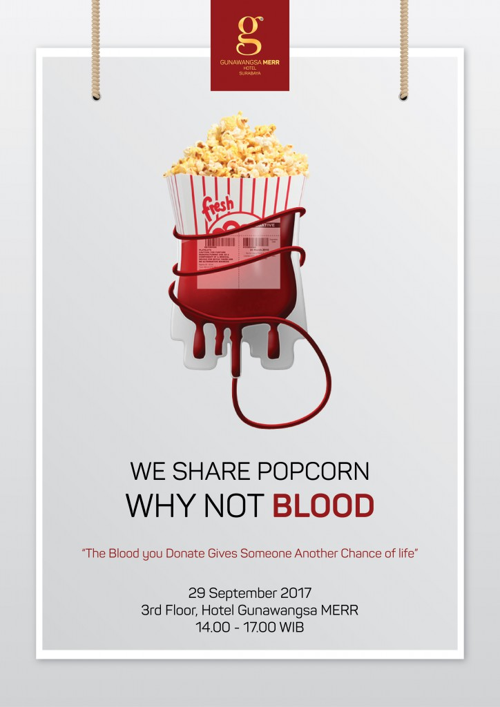 The Blood You Donate