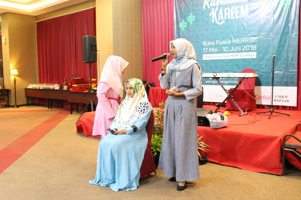 Buka Bersama MERRiah Hijab Fashion Show by Karita (2)