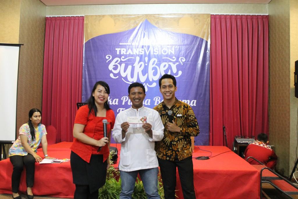 Buka Bersama MERRiah Transvision
