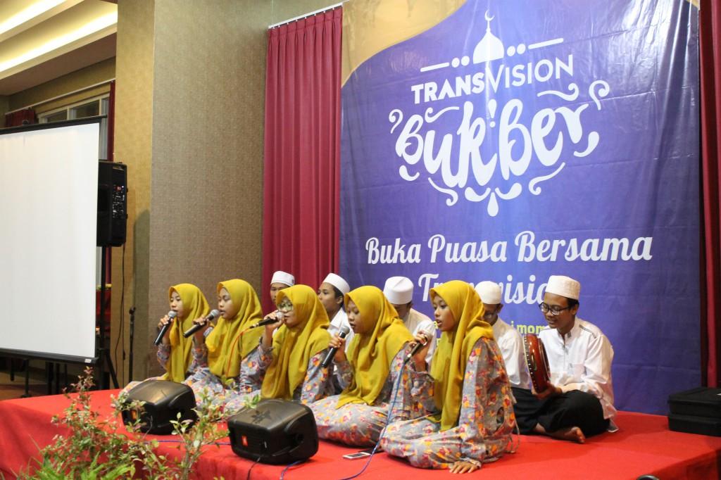 Buka Bersama MERRiah Transvision (2)