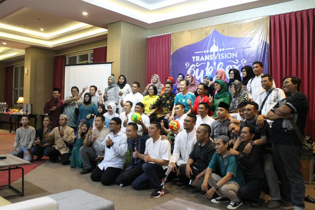 Buka Bersama MERRiah bersama Transvision (3)