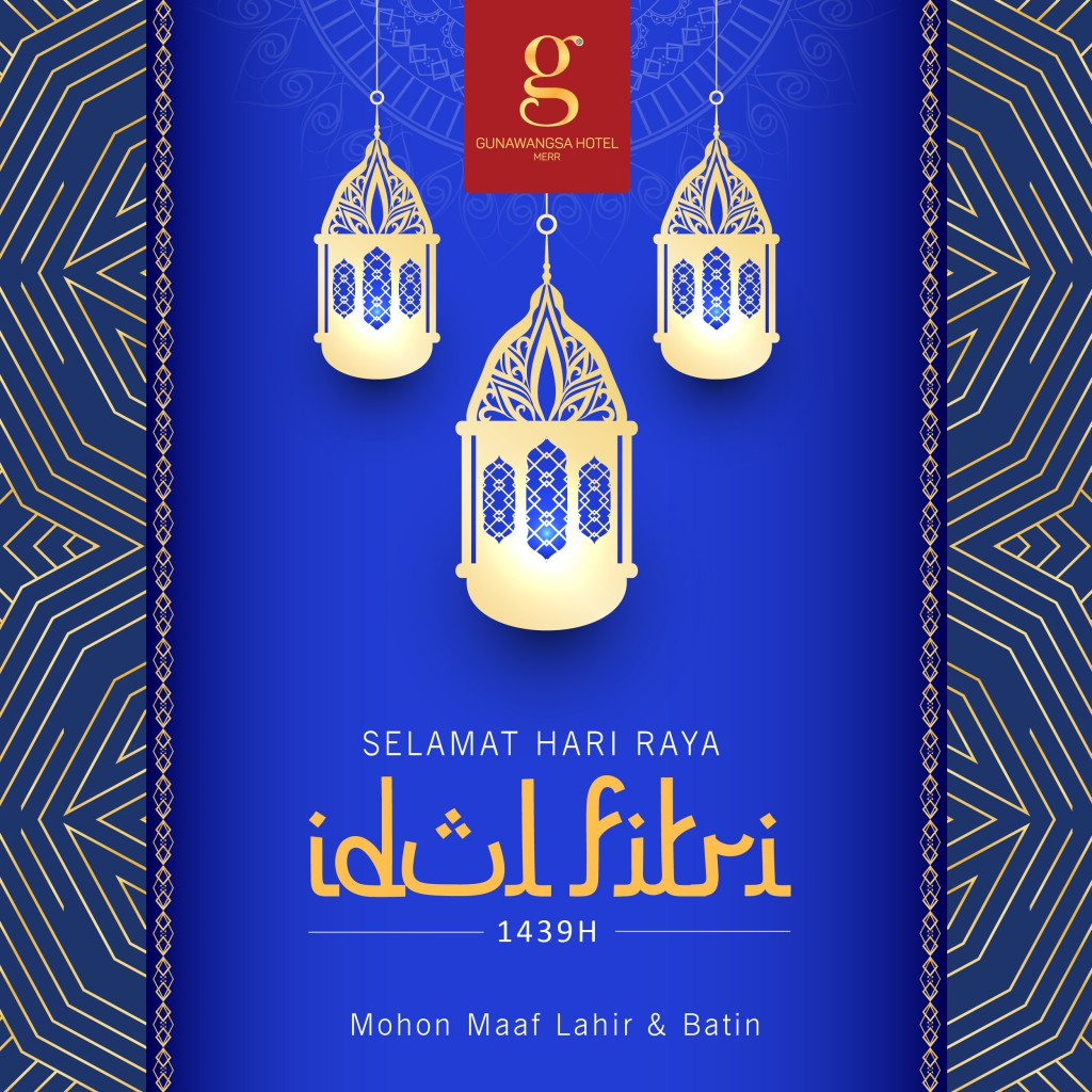 Hari Raya Idul Fitri 1439H