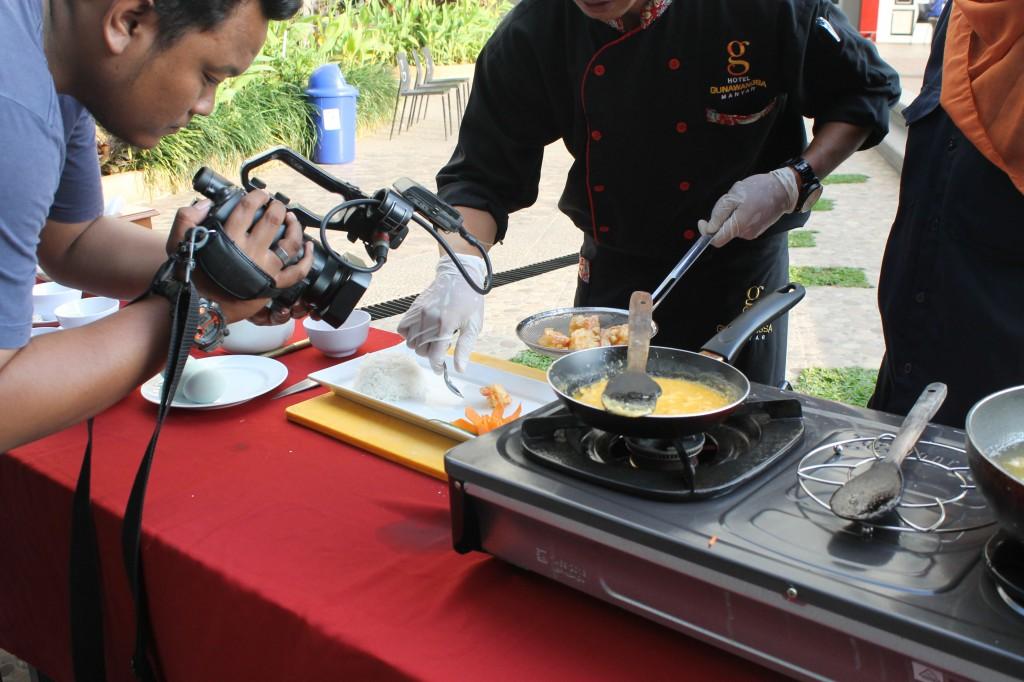 JTV Live Cooking & Fruit Craving