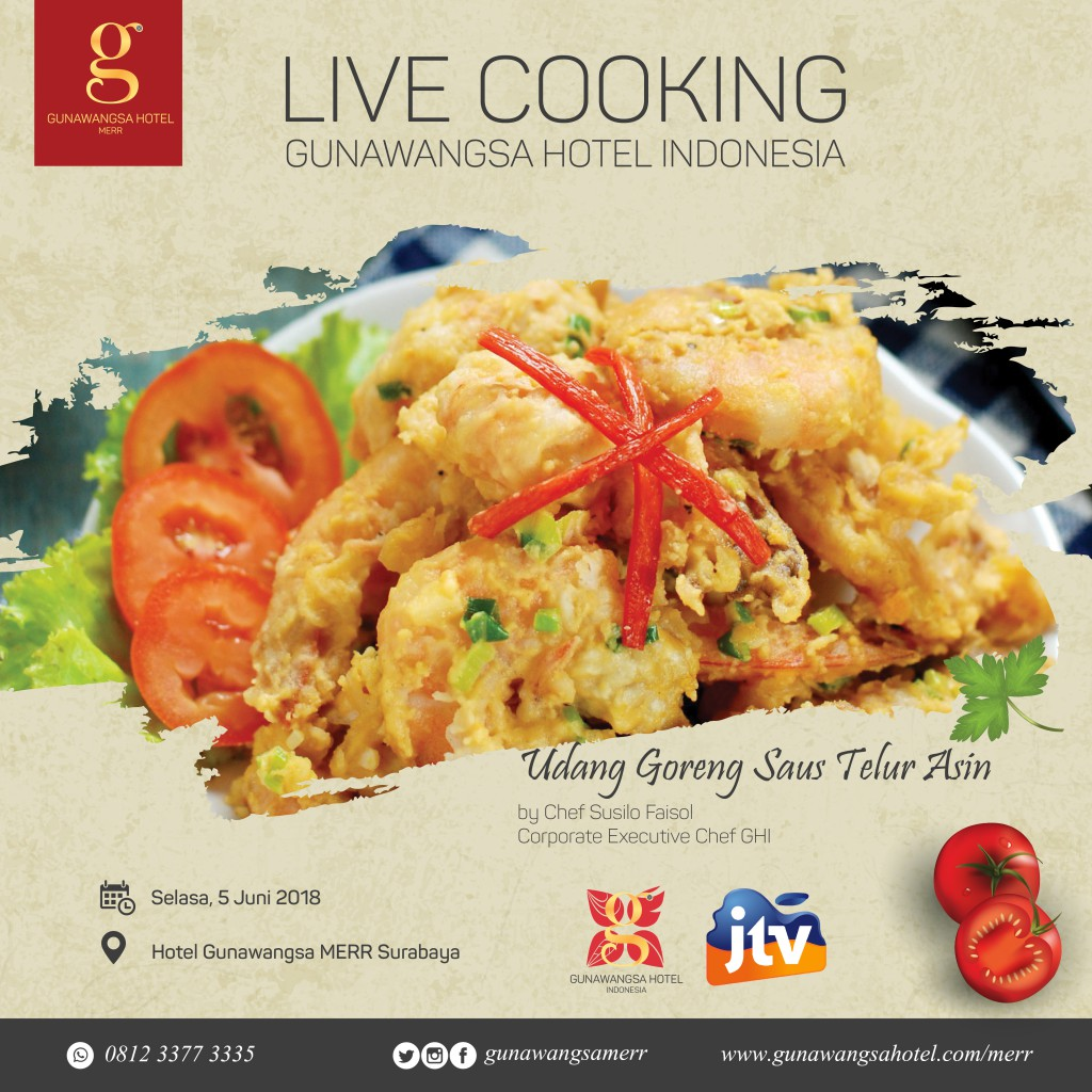 JTV Live Cooking & Fruit Craving (5)