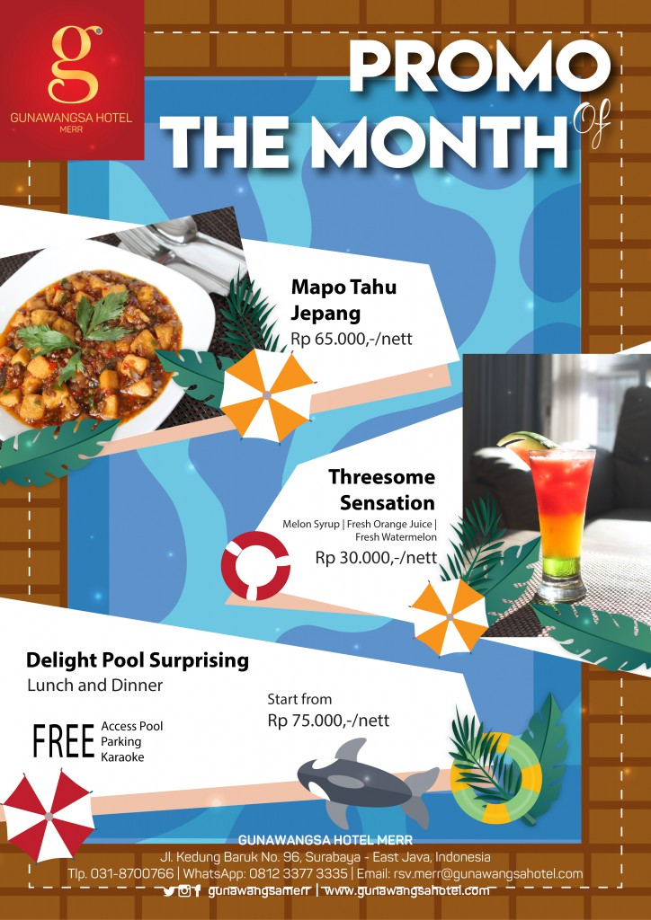 A3 Promo of The Month Maret 2019-01