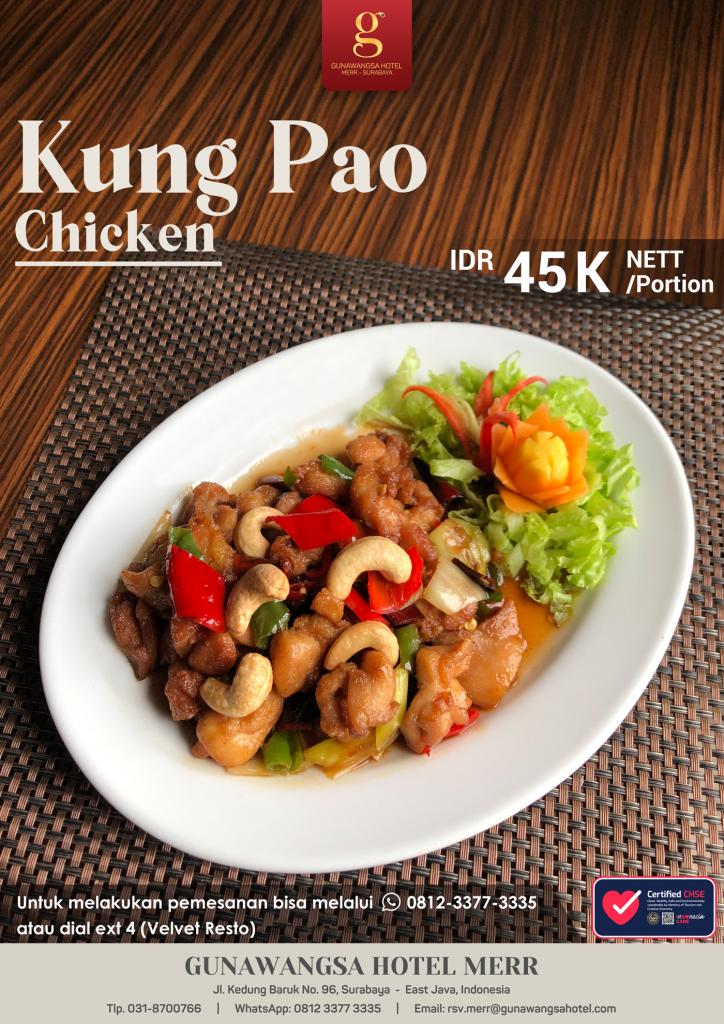 Kung Pao Chicken web