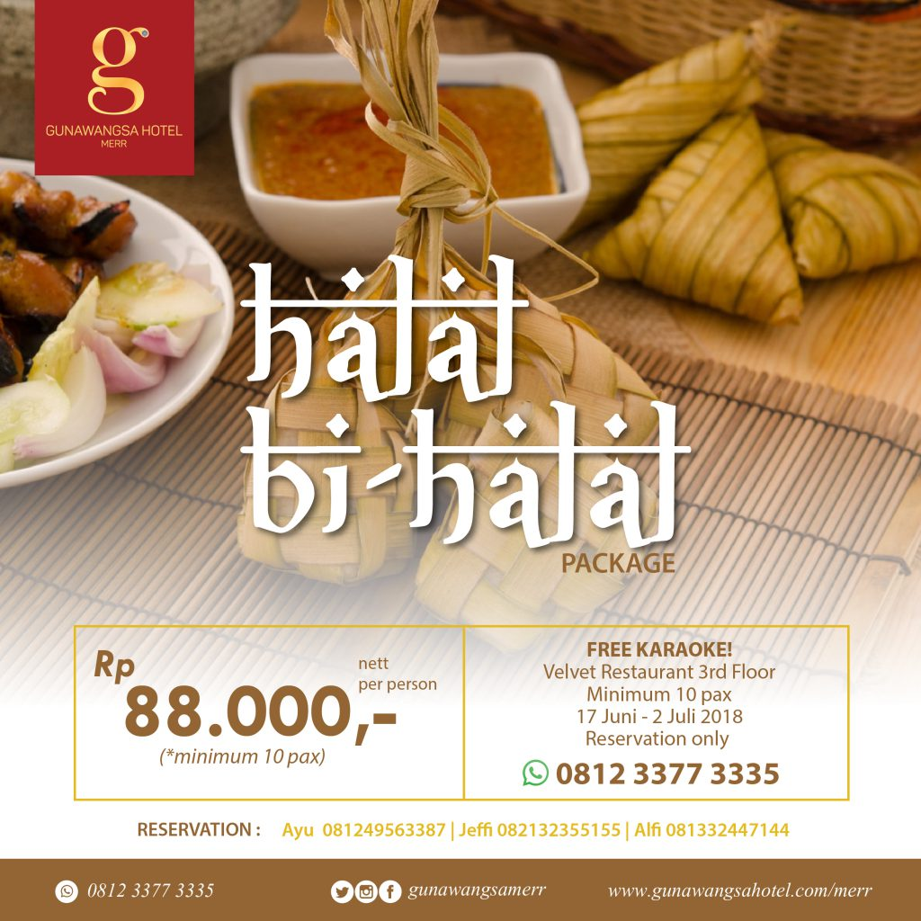 Paket Halal Bi Halal